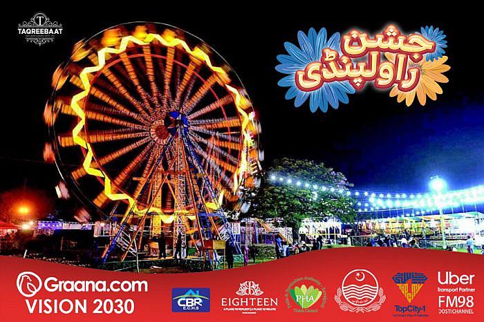 PHA continues to celebrate Jashn-e-Rawalpindi, plans to revamp city