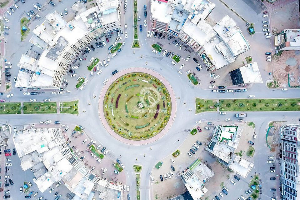 Bahria Town Isamabad