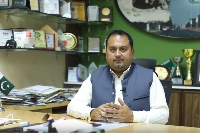 Deputy Mayor Islamabad,views about Graana Expo 2019