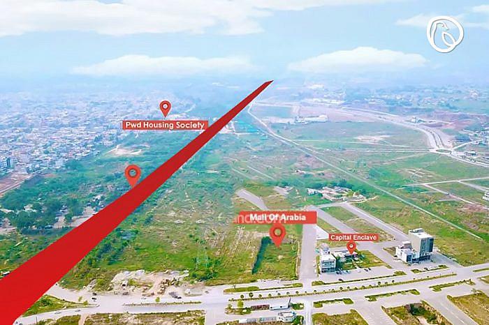 Islamabad Expressway from Gulberg Islamabad till Rawat approved