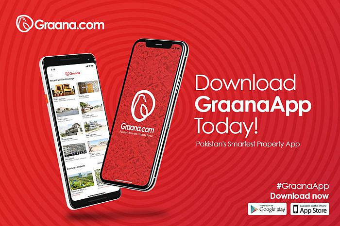 Graana App: The smartest property app for your smart phone