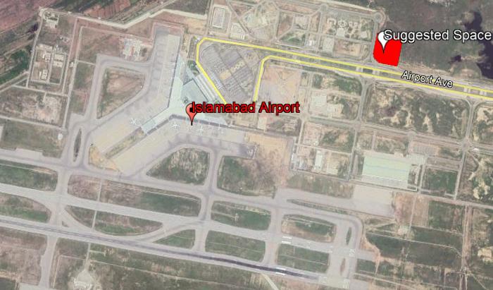 اسلام آباد انٹرنیشنل ائیرپورٹ پر ہوٹل کے قیام کا فیصلہ