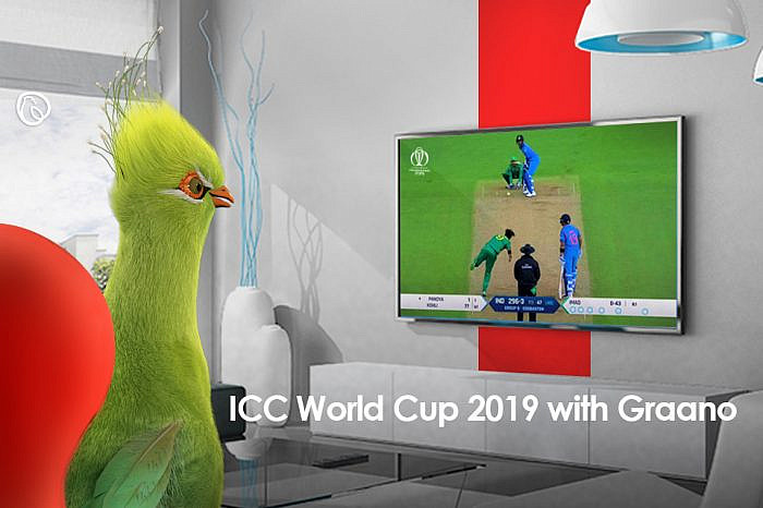 Bring the ICC Cricket World Cup to your Home