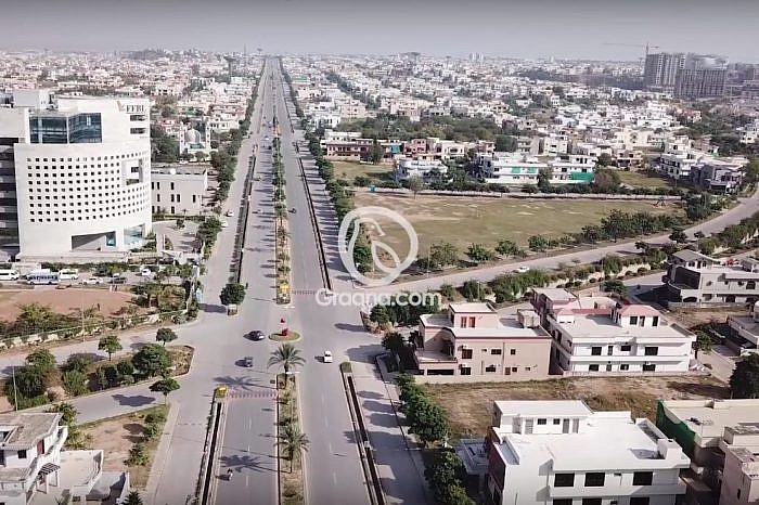 DHA-2 Islamabad | Time lapse & Drone Footage