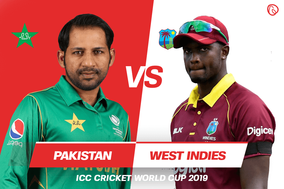 Pakistan vs West Indies World Cup 2019
