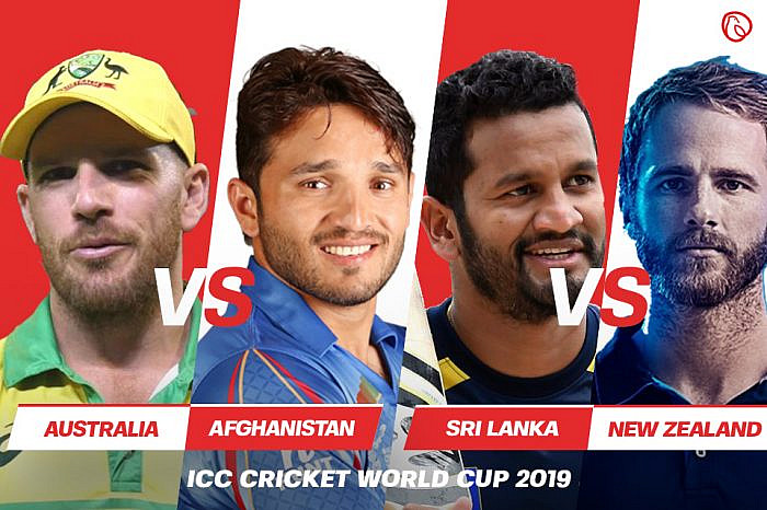 New Zealand beats Sri Lanka | Australia Takes on Afghanistan