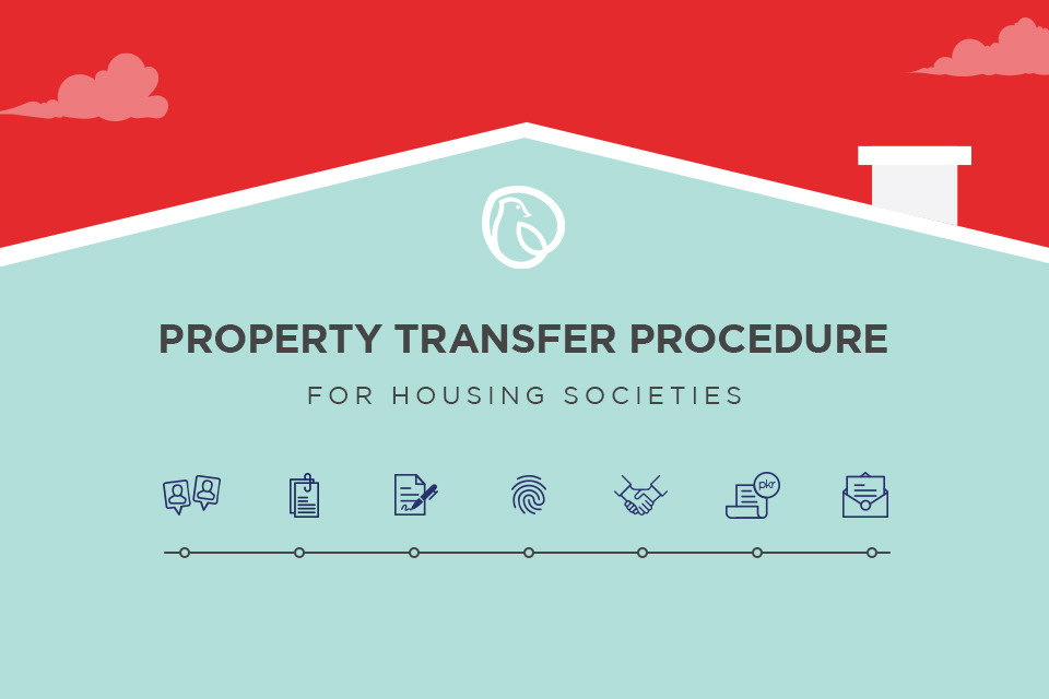 Transfer Procedure of housing societies