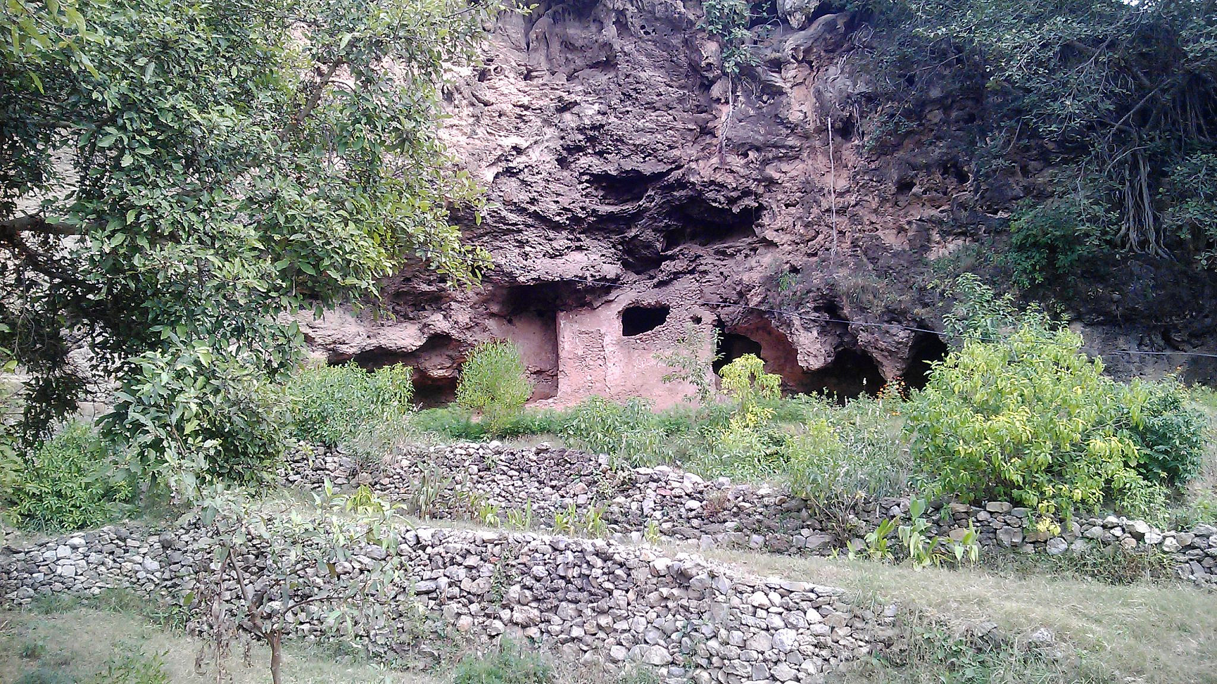 Shah Allah Ditta Caves Islamabad