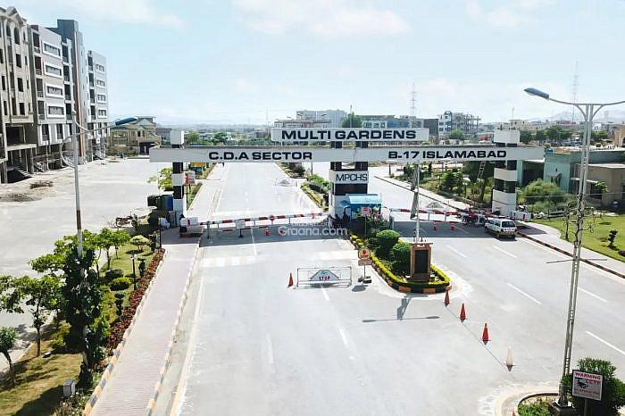 Multi Gardens B-17 Islamabad