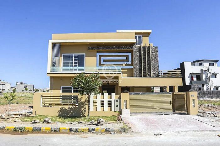12 Marla House For Sale Bahria Town Phase 8, Rawalpindi | Graana.com