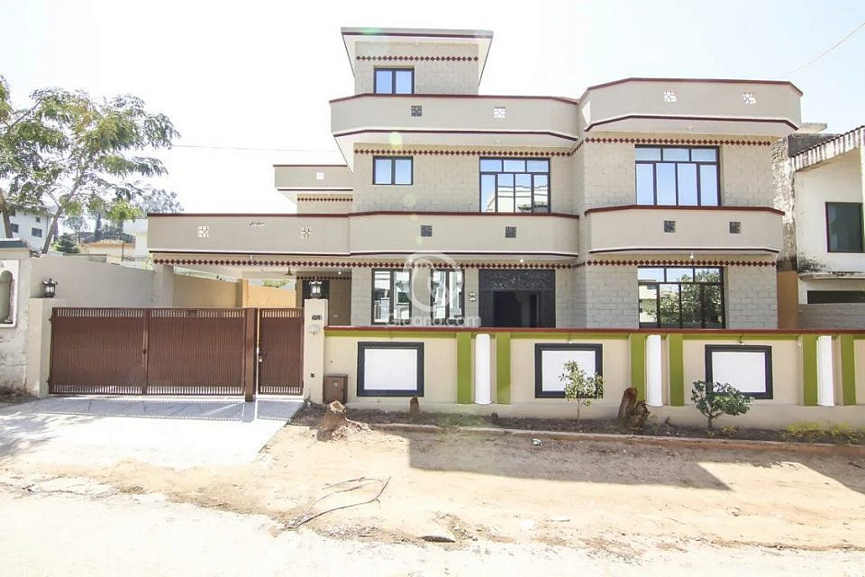 1 Kanal House For Sale Gulshan Abad Rawalpindi | Graana.com