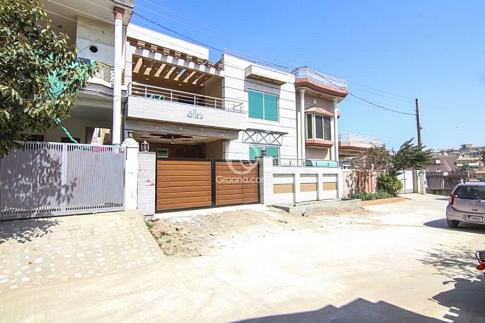 10 Marla House For Sale Gulshan Abad, Rawalpindi | Graana.com