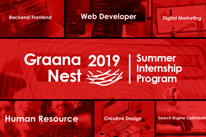 Graana Nest 2019 - Grow with Graana
