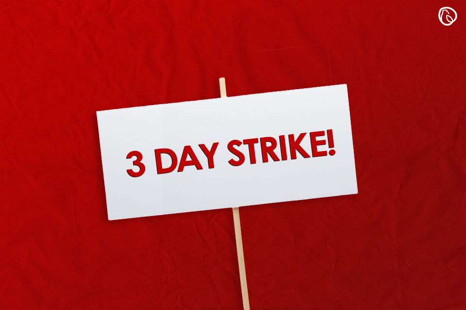 Three day strike by flour millers against 17% GST: KP