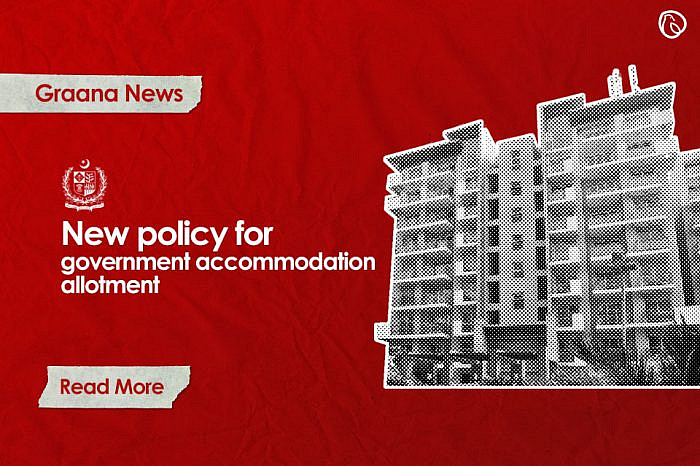 New policy for government accommodation allotment issued