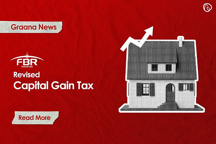 Revised Capital Gains Tax explained by FBR