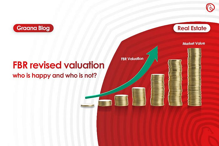 FBR revised valuation – who is happy and who is not?