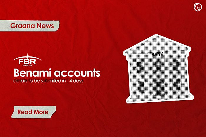 FBR asks banks to provide benami account details within 14 days