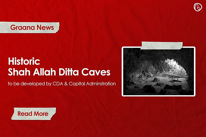 Historic Shah Allah Ditta caves to be developed by CDA and Capital Administration