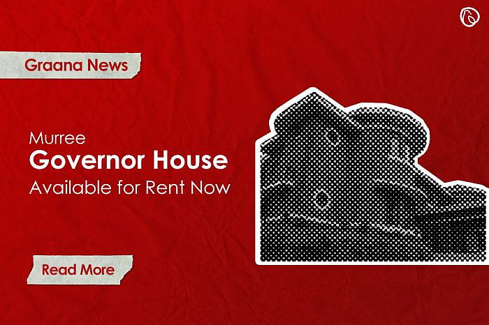 Murree Governor House available for rent now