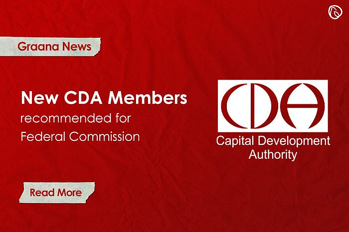 New CDA members recommended for Federal Commission