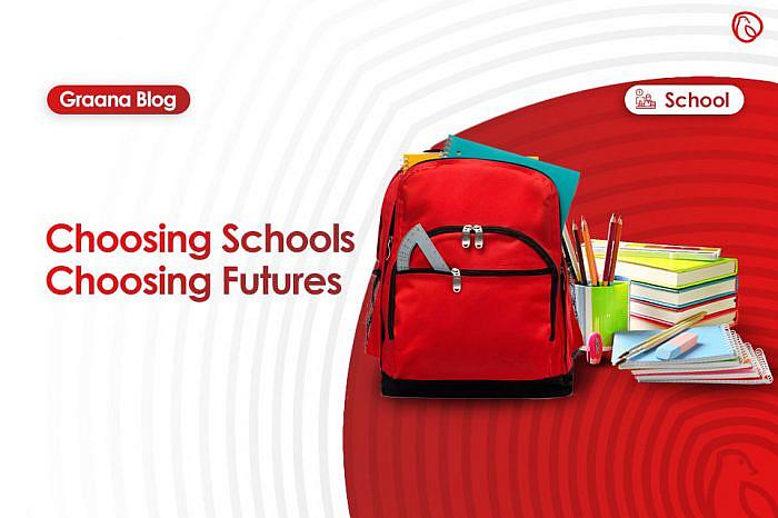 Choosing schools. Choosing futures.