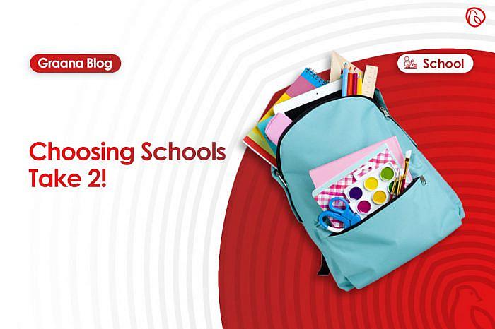 Choosing schools- Take 2