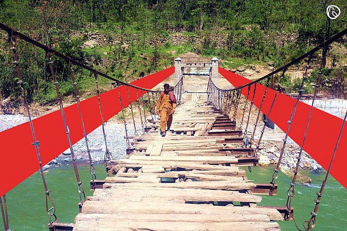 Work on Shangla bridges expedites