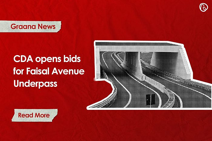 CDA opens bidding for Faisal Avenue Underpass contract