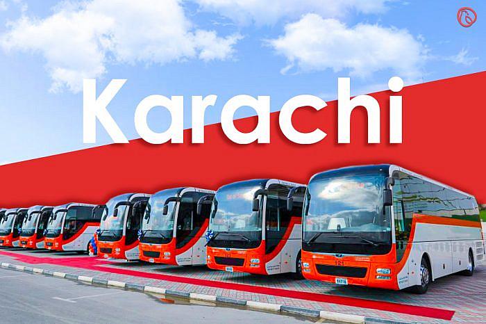 کراچی میں چھ ریپڈ بس ٹرانزٹ منصوبے بنائے جائیں گے۔