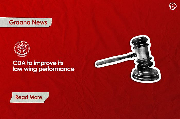 CDA to improve its law wing performance