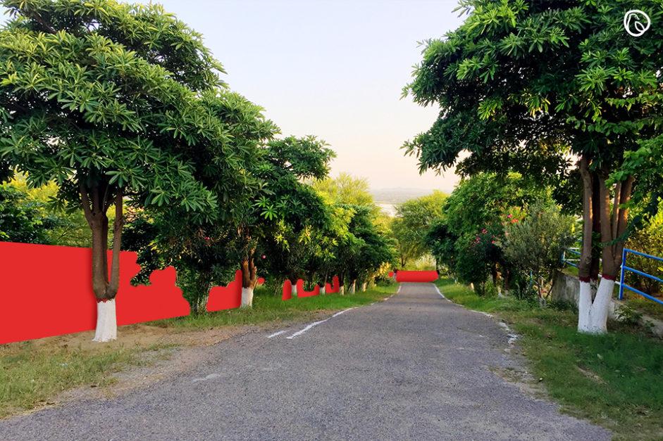 rawalpindi park planning and development
