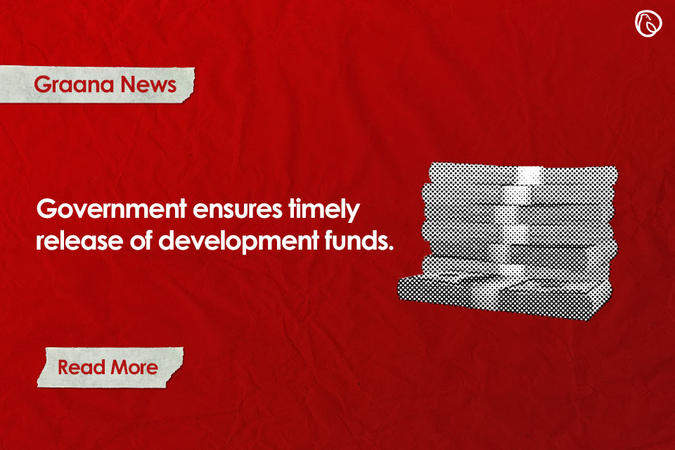Government ensures timely release of development funds