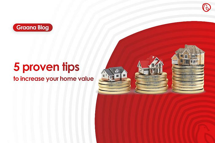 5 proven tips to increase the resale value of your house