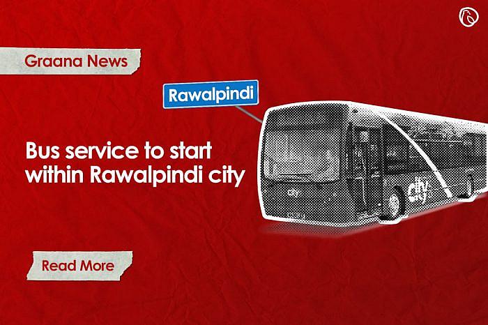 Bus service to start within Rawalpindi city