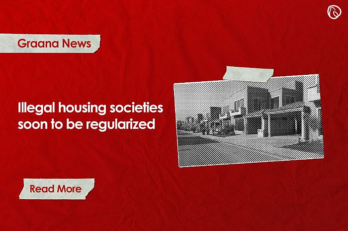 Illegal housing societies to be regularized soon