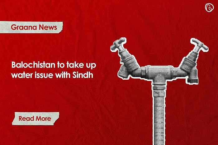 Balochistan to take up water issue with Sindh
