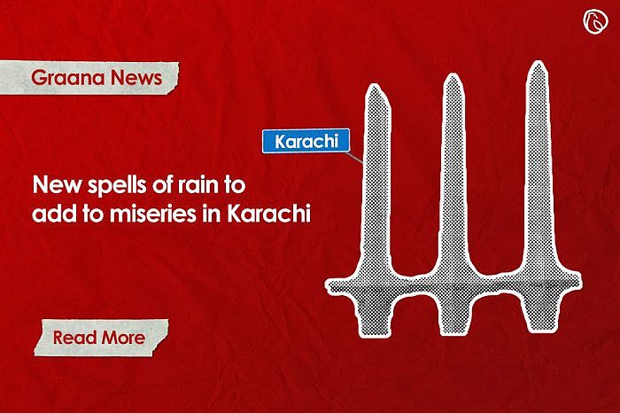 New spells of rain to add to problems in Karachi