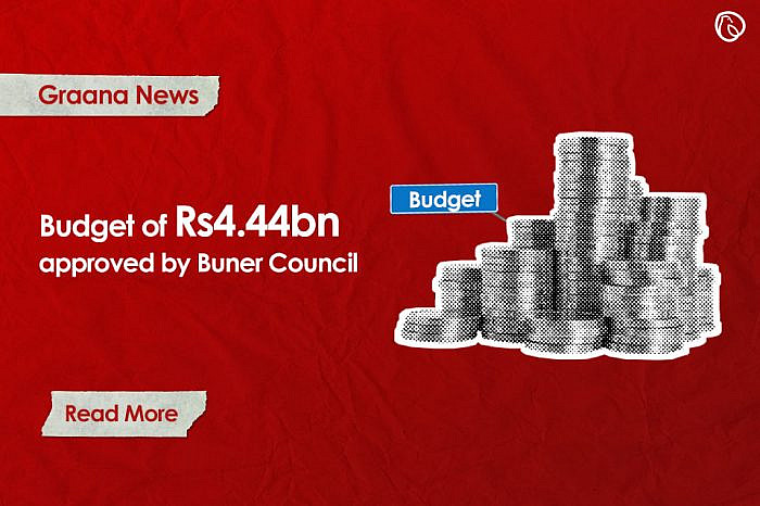 Budget of Rs4.44bn approved by Buner Council