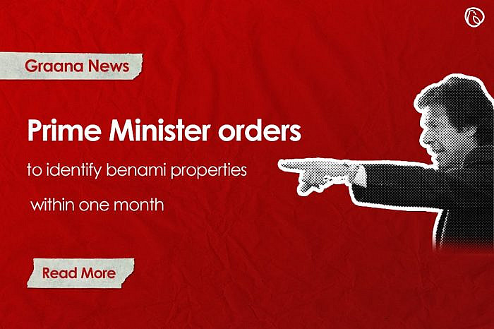PM orders to identify benami properties within one month
