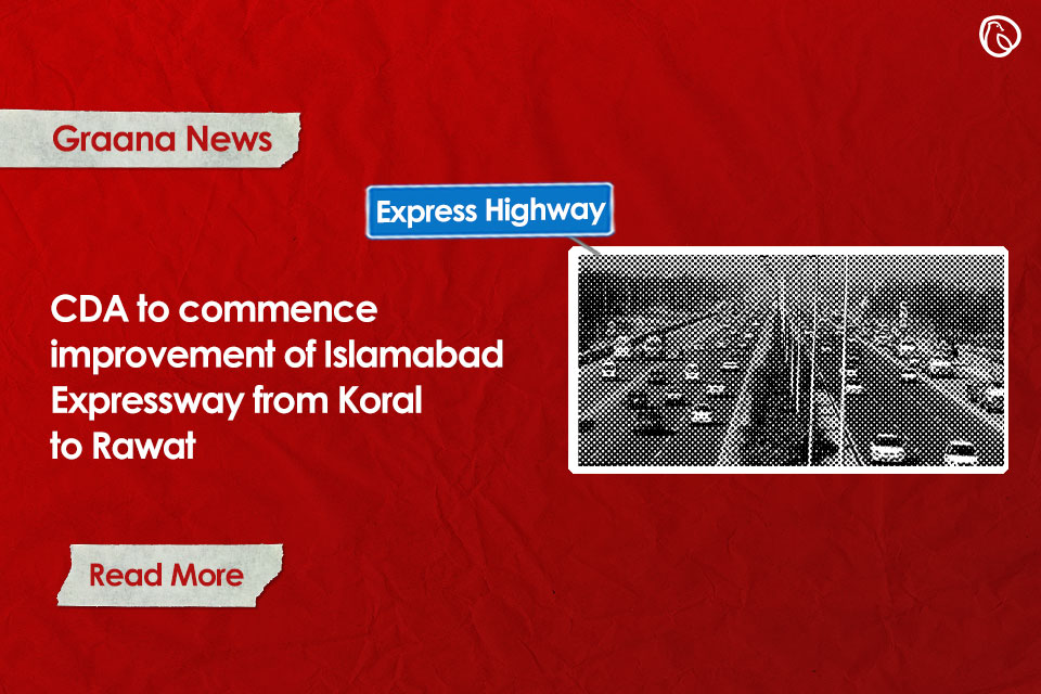 Expansion of Islamabad Expressway