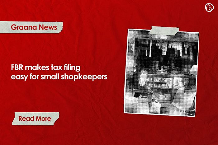 Tax filing made easy for small shopkeepers