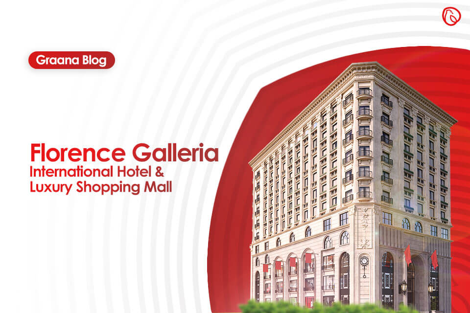 Florence Galleria from Imarat Group of Companies