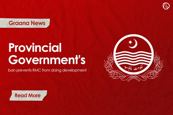 Provincial government's ban halts RMC developments