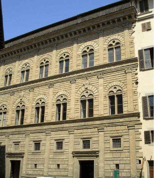 Renaissance Building Model