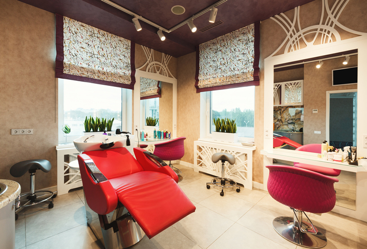 Salon business in Pakistan