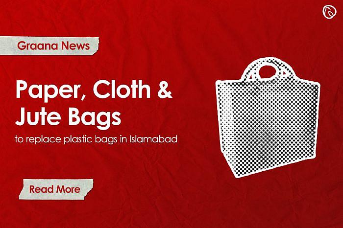 Paper, cloth and jute bags to replace plastic bags in Islamabad