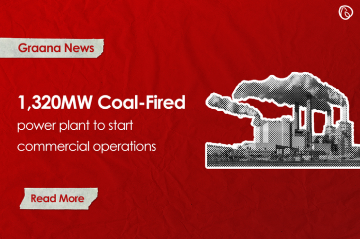 1,320MW coal-fired power plant to start commercial operations