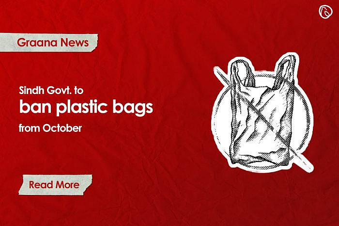 Sindh Government to ban plastic bags from October