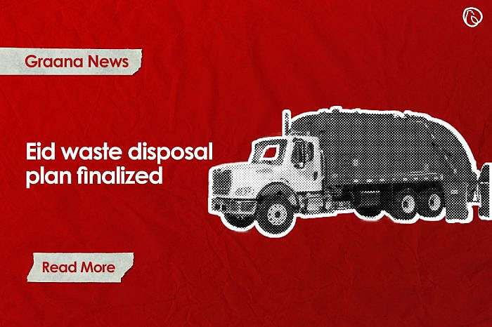 Eid waste disposal plan finalised